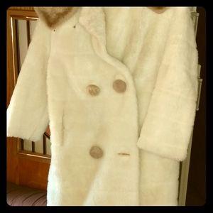 Jackets & Blazers - Vintage circa 1964-'73 ILGWU Faux Fur coat  Coat